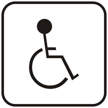 Bathroom Sign Handicap best 20+ handicap accessible home ideas on pinterest | wheelchair