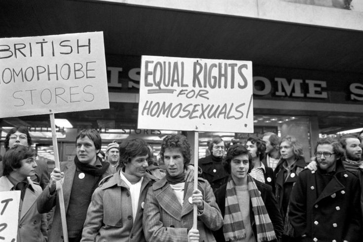 On this day [27 July] 50 years ago homosexuality was decriminalized in England and Wales for the first time under Harold Wilson's Labour government.