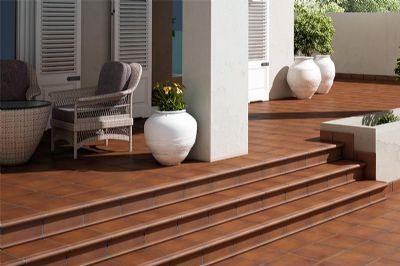 Gres para exteriores color nature pelda o fiorentino for Ceramicas patios exteriores