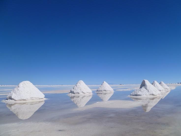 salt flats - Google Search