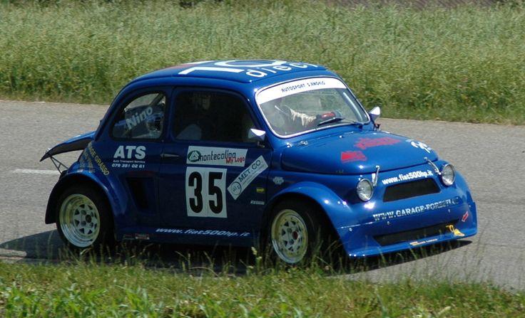 Fiat 500 von Bruno Turri