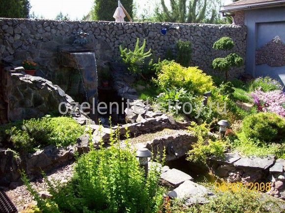 «Озеленитель Строй» - озеленение и ландшафтный дизайн участка