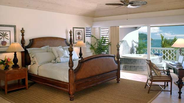 Grace And Morris Bay Suite At Curtain Bluff Antigua Home