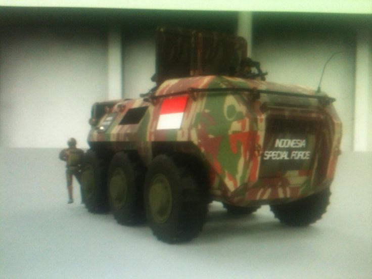 APC KOPASUS (indonesia special firce)