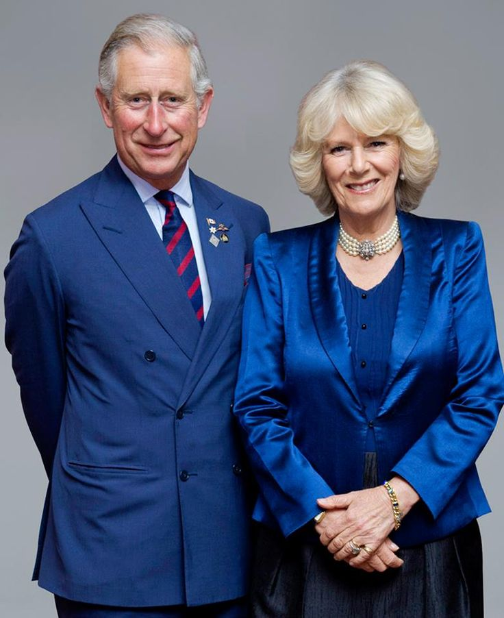 photo of Prince Charles and the Duchess of Cornwall