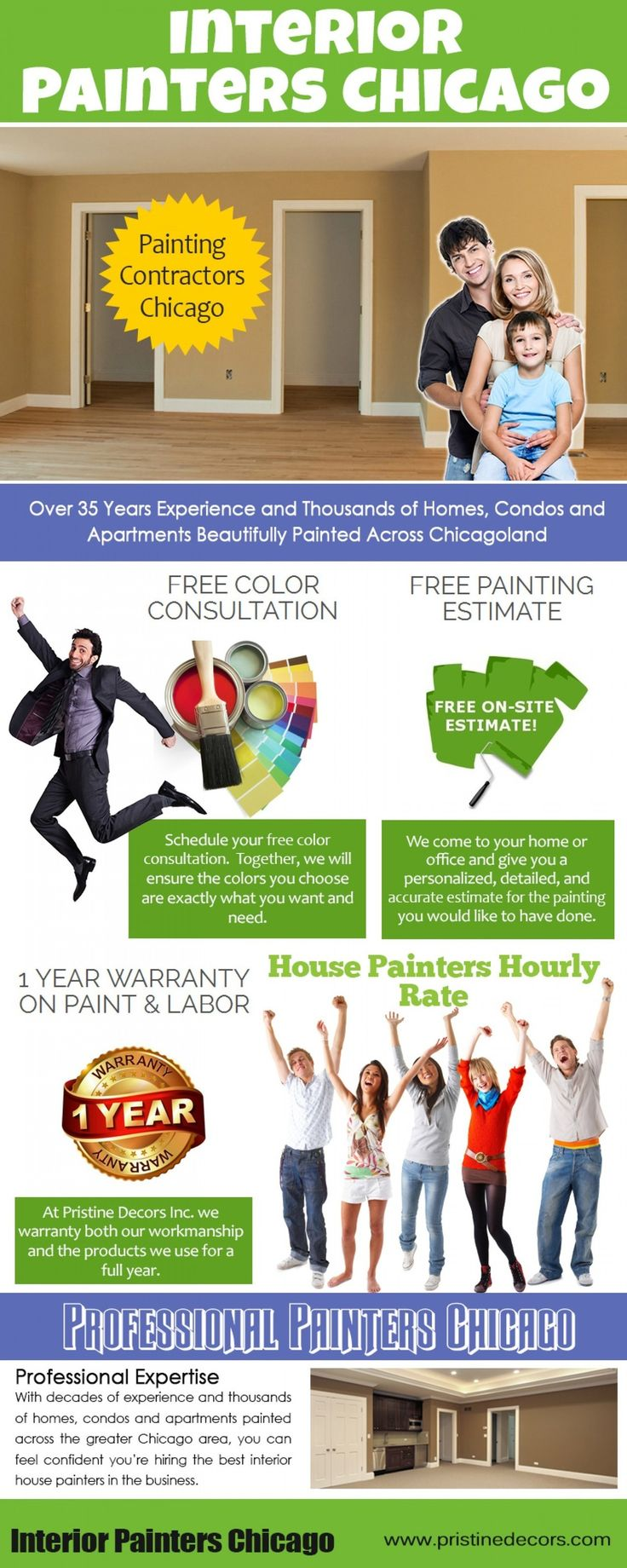 Painting amp remodeling contractors painters northern new jersey -  Roofing Construction House Painters Chicago
