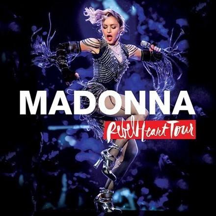 Madonna - Rebel Heart Tour: Live at the Allphones Arena, Sydney 2016 2CD September 15 2017 Pre-order