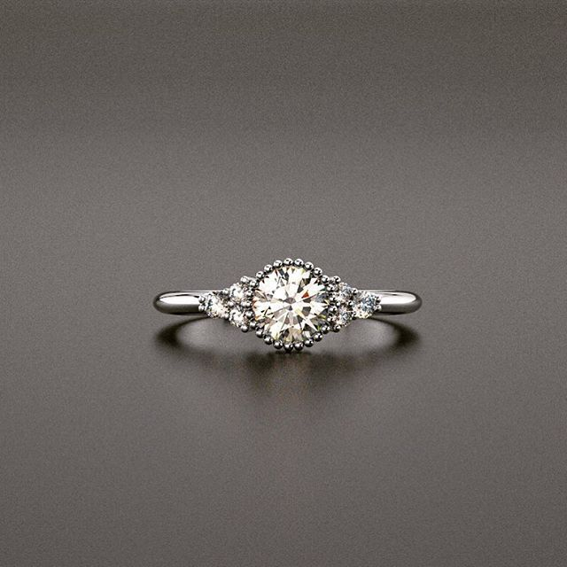 Classic elegance. New Gáldu ring. Coming soon. #ozjewel #unioninkatu #timanttisormus #vihkisormus #kihlasormus #vesanilsson #jewelrydesign #designdistricthelsinki