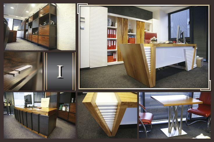 Office Interior Design High Tech Modern manager office | OFFICES ...