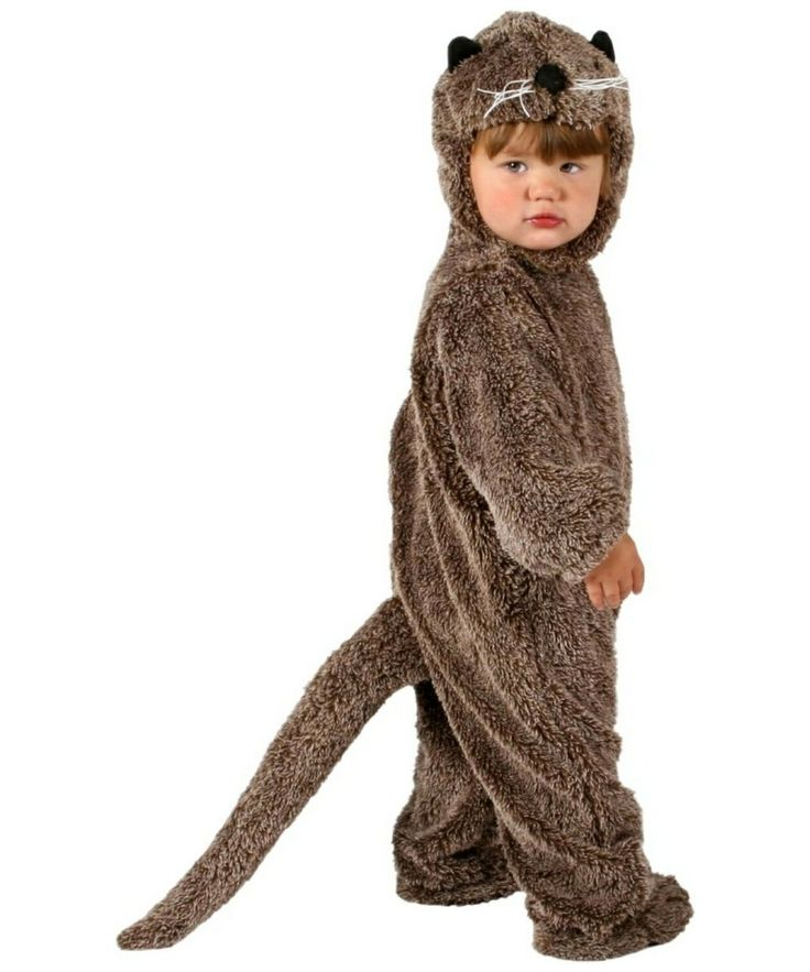 Animal Planet Sea Otter Baby Costume