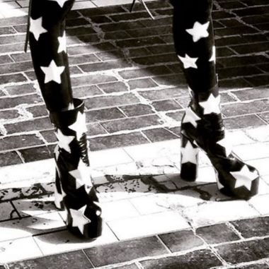 Walk this way...today AND DON'T BE NORMAL