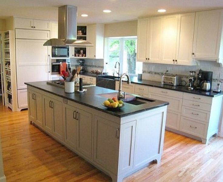 Simple Kitchen Island With Sink And Stove Top Kitchen Design Photo Kitchen Island With Stove Kitchen Island With Sink Kitchen Island With Sink And Dishwasher