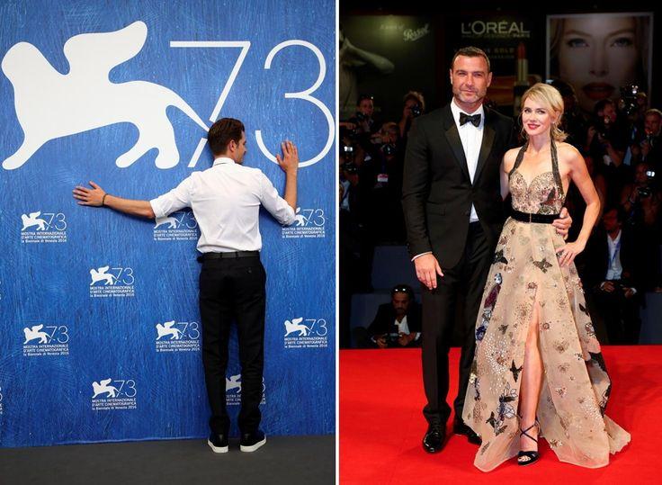 Красная ковровая дорожка 73-го Венецианского кинофестиваля « FotoRelax