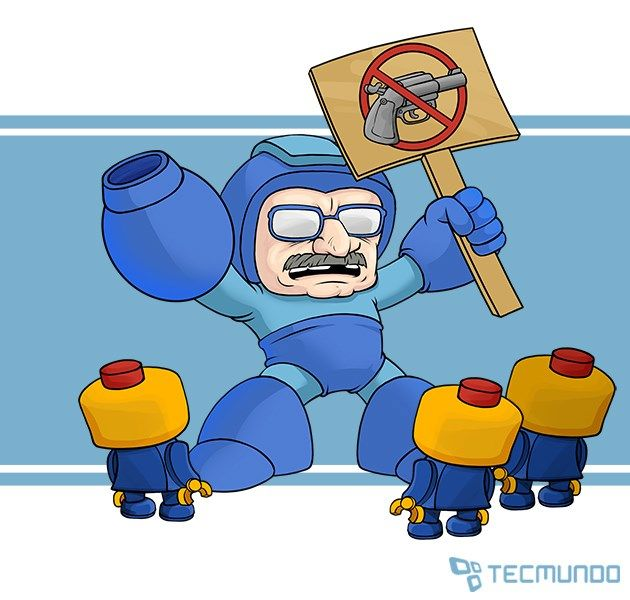 Erro 404: Robôs também se aposentam [ilustração] - TecMundo