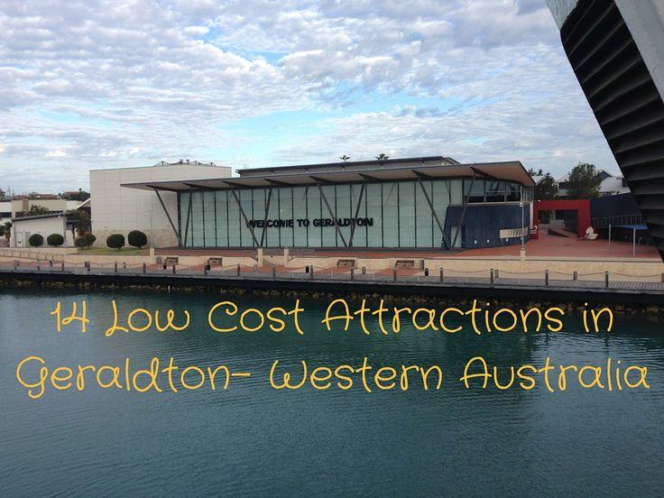 14 Low Cost Attractions in Geraldton- Western Australia