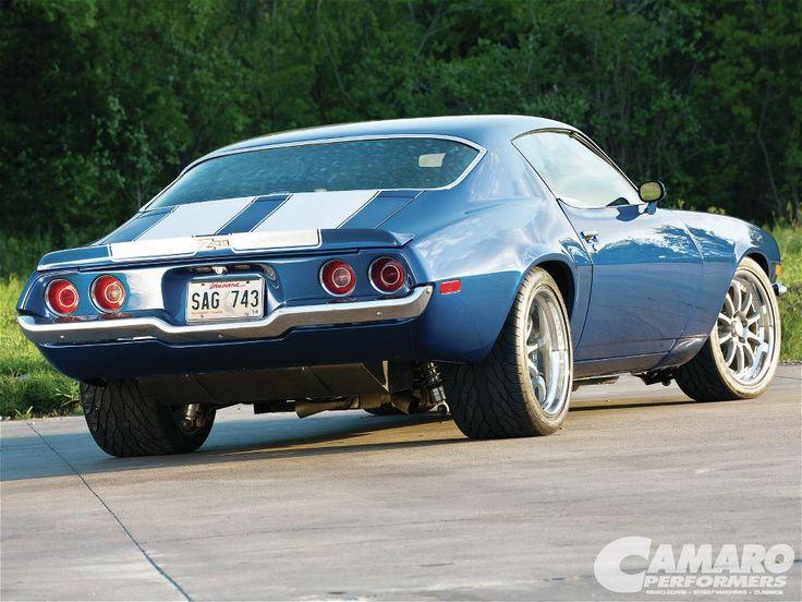 1971 Camaro Reel Steel Camaros Pinterest