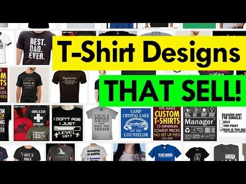 36 best images about sell your art make products websites for How to design shirts and sell them online