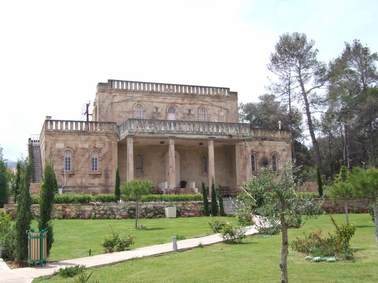 The villa of poet Aggelos Sikelianos, in Sykia.