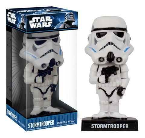 Wacky Wobbler: Star Wars - Storm Trooper | Funko