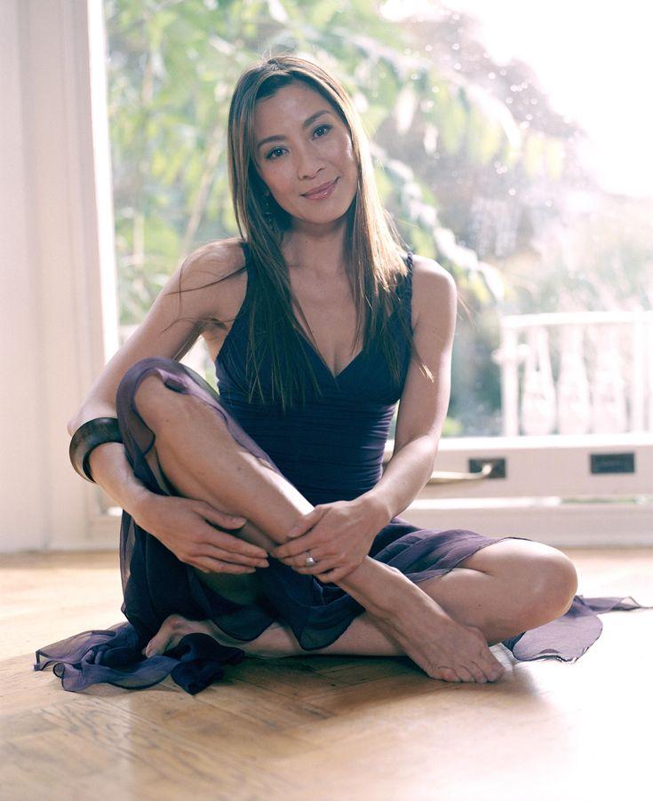Michelle yeoh upskirt #6