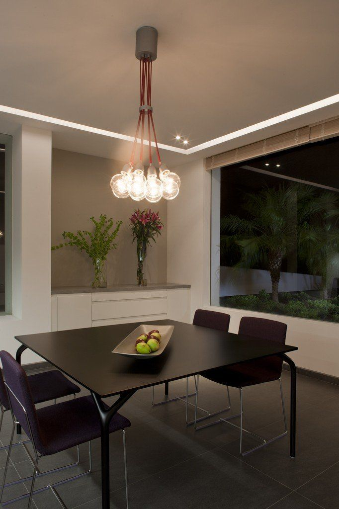 Ilde Max Pendant By Grupo B.luxDining Room, Lights Fixtures, Associated Architects, Asociado 12, A A A Almazán, House, Modern Lights, Design, Water