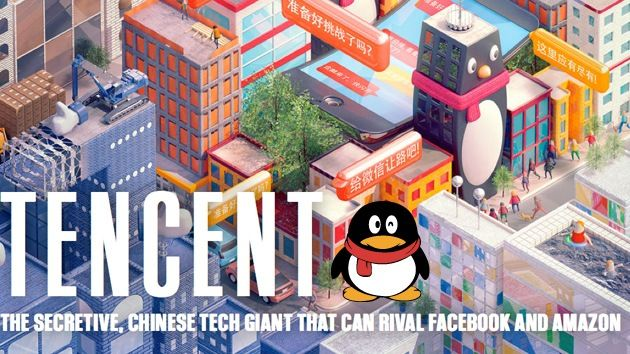 Tencent, el gigante de la tecnología china que amenaza con el dominio global