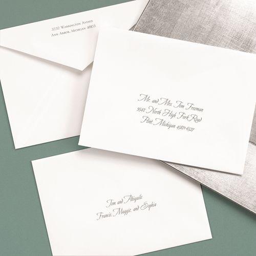 Best 25 envelope addressing etiquette ideas on pinterest a complete guide to wedding invitation etiquette stopboris Image collections