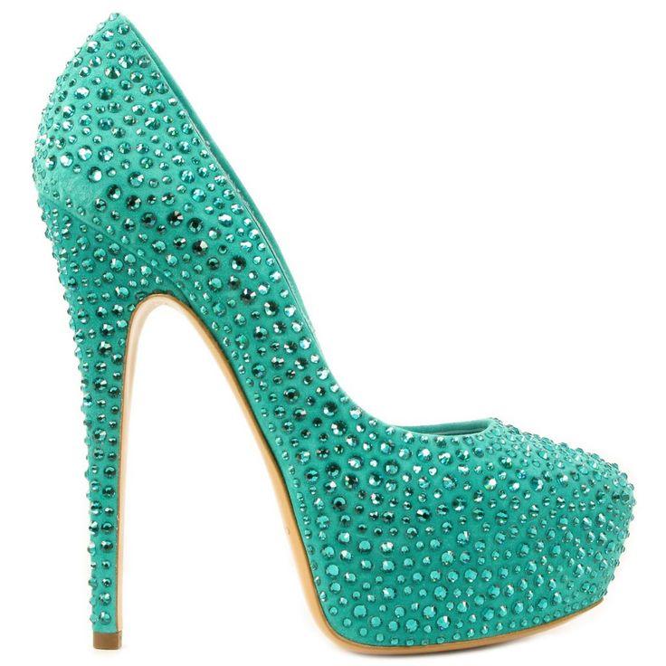 Daisy Shoe Closet Blue