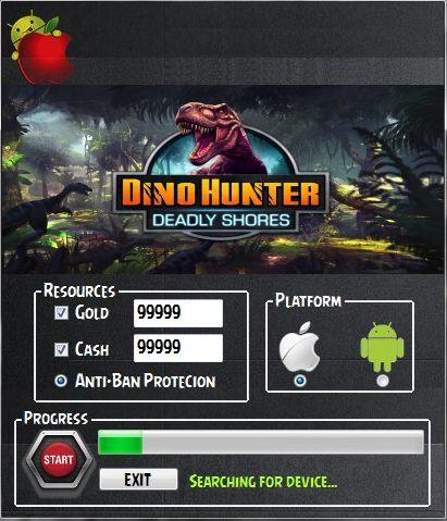 Dino Hunter Deadly Shores Hack Tool Cheats Download