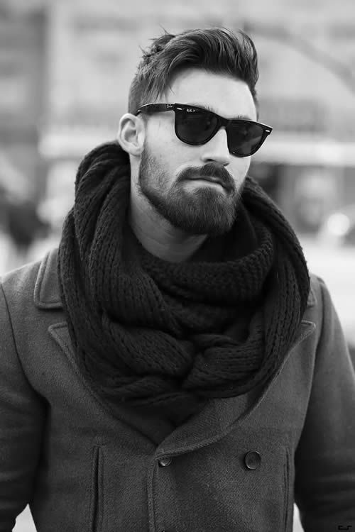 Barbe Chic n°65. Coupe HommeBarbe HommeCheveux