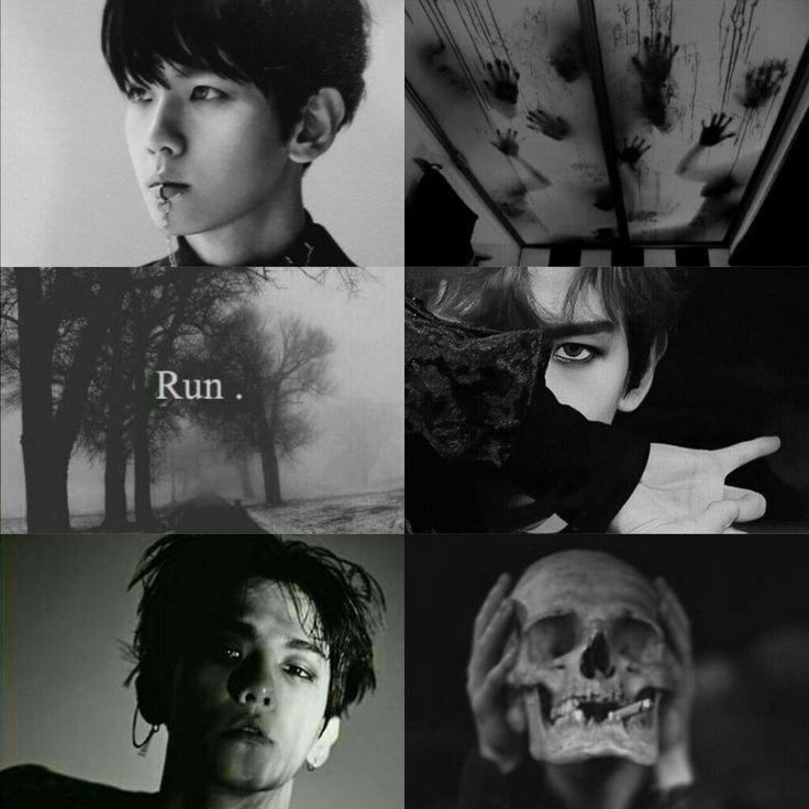 Baekhyun - EXO. Moodboard