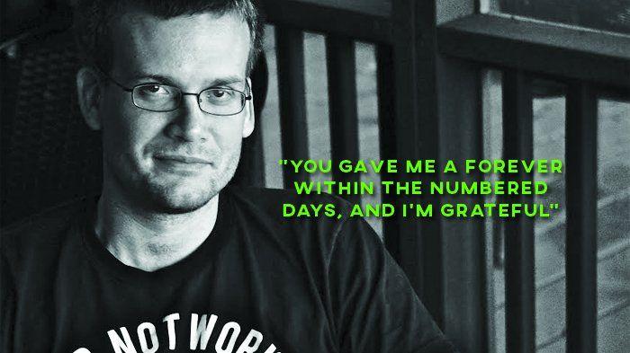 10 Quotes John Green - Cocok Dibaca Ketika Kamu Patah Hati