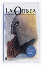 La Odisea. Homero. Es la Odisea, es un clásico y hay que leérselo. Enseguida se acostumbra uno al lenguaje. La historia no es tan intensa como la Iliada, pero el lenguaje es mas fácil