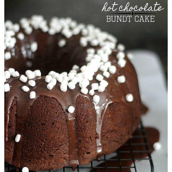 about Bundt cakes on Pinterest   Bundt cakes, Chocolate bundt cake ...