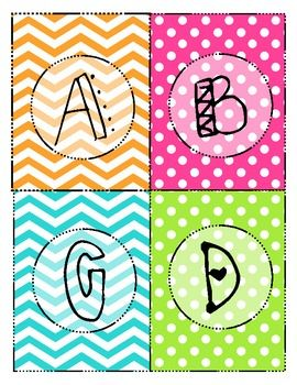 Leveled Library Book Labels- *FREEBIE*
