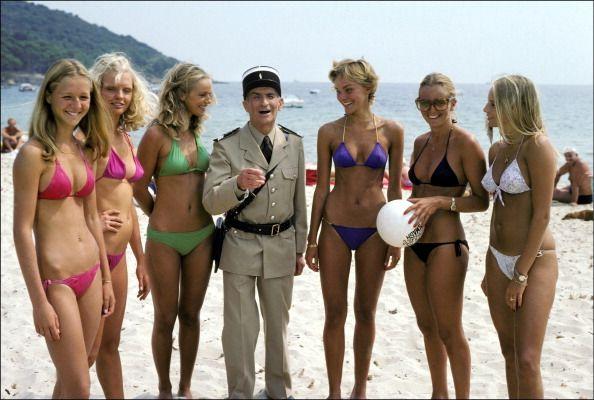 "http://www.defunes.org | Movie ""Le Gendarme Et Les Extra -Terrestres"" In France In September ..."