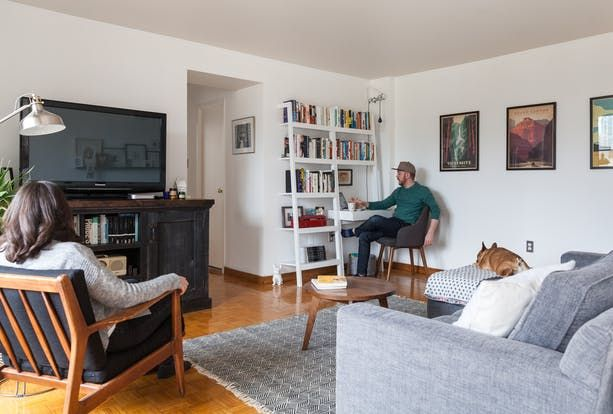 House Tour: A Modern, Scandi-Inspired Toronto Rental | Apartment Therapy