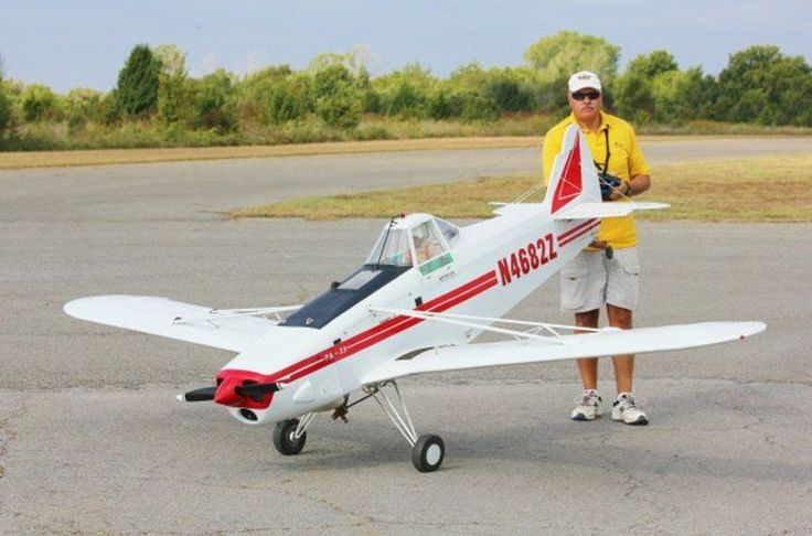 Radio-controlled airplane enthusiasts will soon gather in Muskogee to demonstrate their flying skills on airplanes from World War I biplanes to jets.