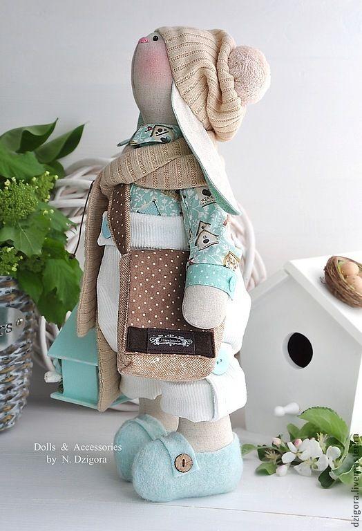Кролик Доминик – купить в интернет-магазине на Ярмарке Мастеров с доставкой