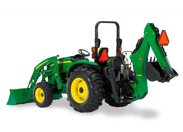JohnDeere 4720 Compact Utility Tractor 4000 Series Compact Utility Tractors JohnDeere.com