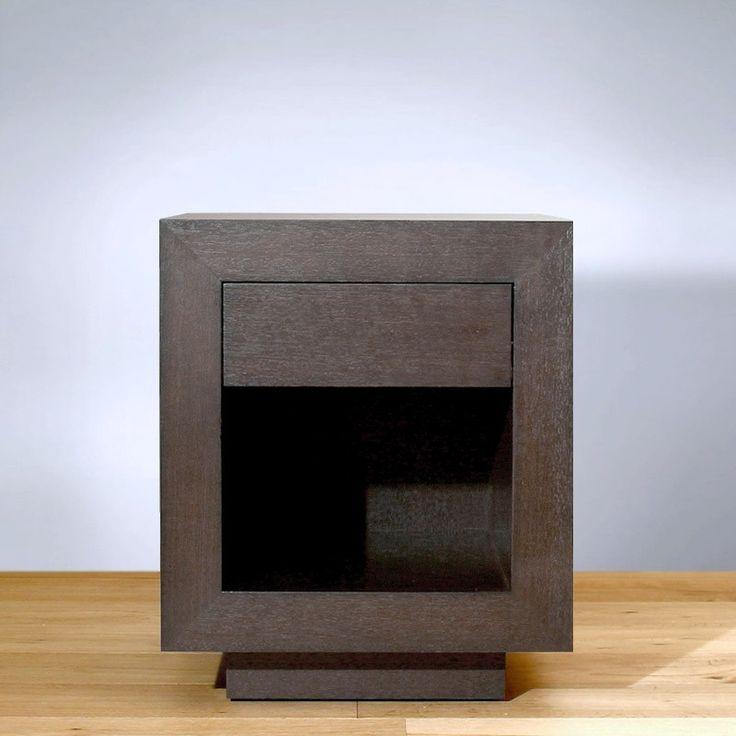 Mode Side Table - Dark Oak