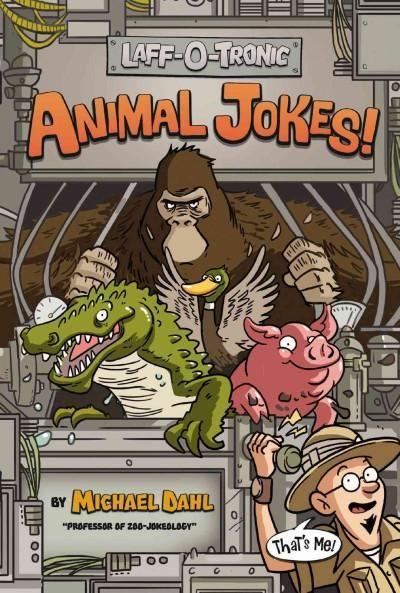 Laff-O-Tronic Animal Jokes!