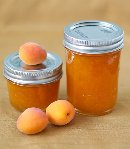 Apricot Jam, made this, it's lovely!