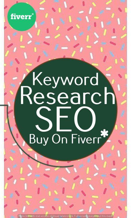 Keyword Keyword Seo Backlink Semrush Google Fiverr Digital