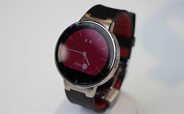 Alcatel OneTouch Watch - analog