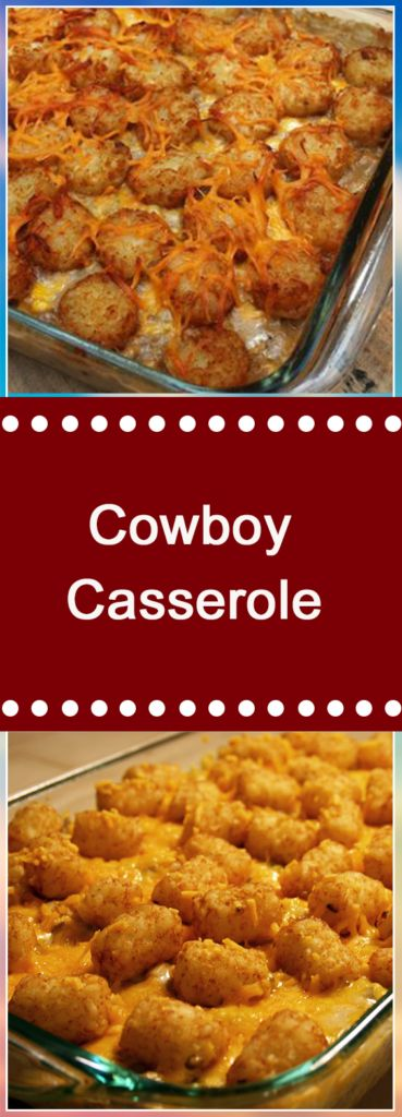 "Welcome again to ""Yummy Mommies"" the home of meal receipts & list of dishes, Today i will guide you how to make ""Cowboy Casserole"". I made this Delicious recipe a few days ago, and I"