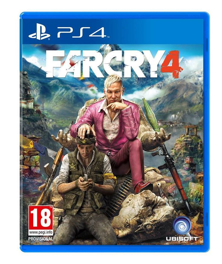FarCry4 PaganMin PlayStation4 Xbox one games, Far cry