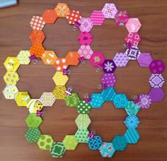 A Girl In Paradise: Building Blocks with Friends–Pineapple Blossoms