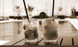 purobeachclub -  cocktail hour(;
