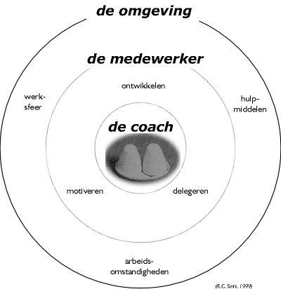 Het Peper en Zoutmodel van het coachen, een artikel geschreven tijdens mijn studie